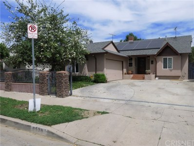8538 Etiwanda Avenue, Northridge, CA 91325 - MLS#: SR19083338
