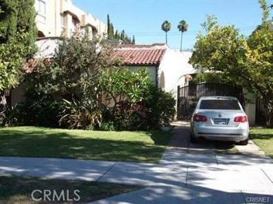 649 W California Avenue, Glendale, CA 91203 - MLS#: SR19083432