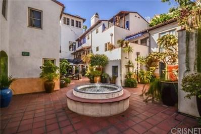 1414 N Harper Avenue UNIT 5, West Hollywood, CA 90046 - MLS#: SR19083604
