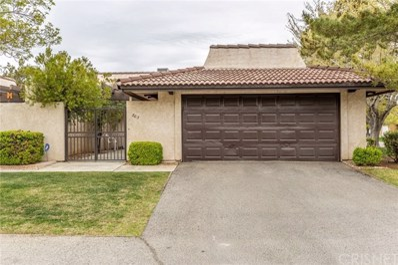 203 Hawk Lane, Palmdale, CA 93551 - MLS#: SR19083870