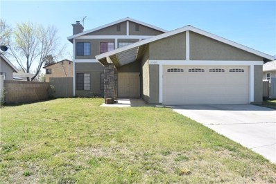 2508 Topaz Lane, Lancaster, CA 93535 - MLS#: SR19083887