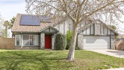 3021 Sandstone Court, Palmdale, CA 93551 - MLS#: SR19083995