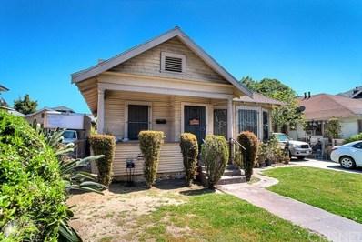 1824 S Bonnie Brae Street, Los Angeles, CA 90006 - MLS#: SR19084330