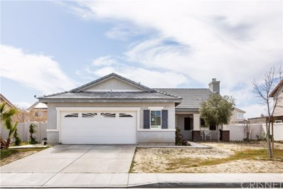 37037 Julian Lane, Palmdale, CA 93552 - MLS#: SR19084348