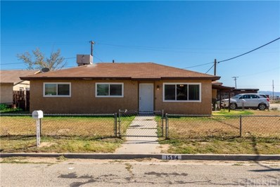 1594 Richfield Avenue, Rosamond, CA 93560 - MLS#: SR19084596