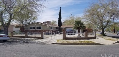 38563 Lilacview Avenue, Palmdale, CA 93550 - MLS#: SR19085516