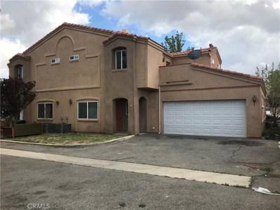 2320 E Avenue Q4 UNIT 55, Palmdale, CA 93550 - MLS#: SR19085705