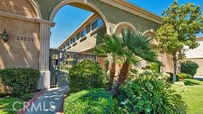 20225 Cohasset Street UNIT 9, Winnetka, CA 91306 - MLS#: SR19085916