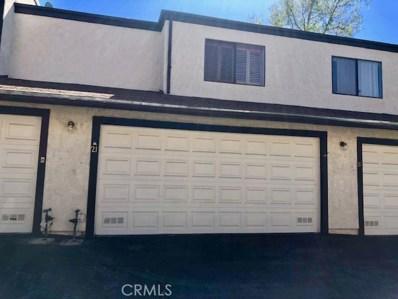 18223 Soledad Canyon Road UNIT 21, Canyon Country, CA 91387 - MLS#: SR19086056