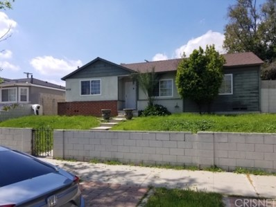 9735 Hayvenhurst Avenue, Northridge, CA 91343 - MLS#: SR19086257