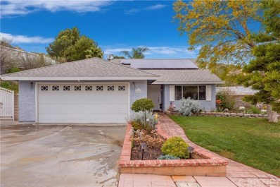 14649 Hydrangea Way, Canyon Country, CA 91387 - MLS#: SR19086847