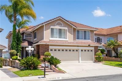 589 Hillsborough Way, Corona, CA 92879 - MLS#: SR19086957