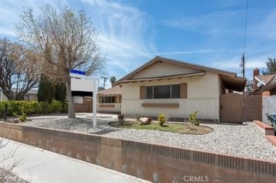 38465 2nd Street E, Palmdale, CA 93550 - MLS#: SR19087661