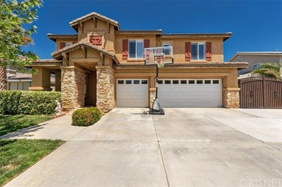 3541 Parkridge Lane, Palmdale, CA 93551 - MLS#: SR19087869