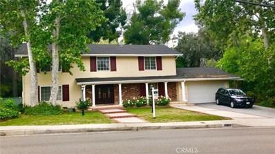 19348 Wells Drive, Tarzana, CA 91356 - MLS#: SR19088097