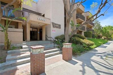 22100 Burbank Boulevard UNIT 343, Woodland Hills, CA 91367 - MLS#: SR19089147