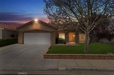 1717 W Holguin Street, Lancaster, CA 93534 - MLS#: SR19089955