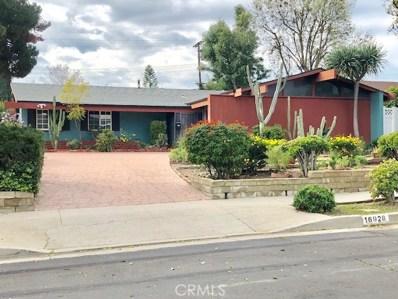 16928 Labrador Street, Northridge, CA 91343 - MLS#: SR19091100