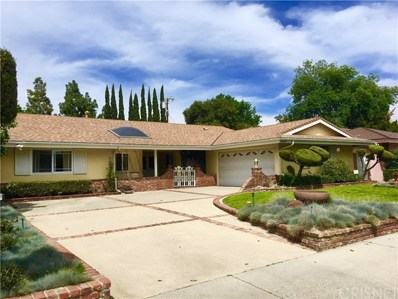 18609 Citronia Street, Northridge, CA 91324 - MLS#: SR19091965