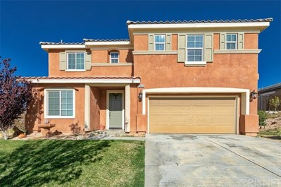 38636 Lynx Way, Palmdale, CA 93551 - MLS#: SR19092117