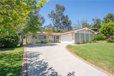 11621 Gerald Avenue, Granada Hills, CA 91344 - MLS#: SR19092221