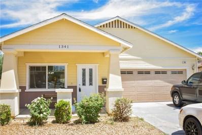 1341 W Avenue I, Lancaster, CA 93534 - MLS#: SR19092638