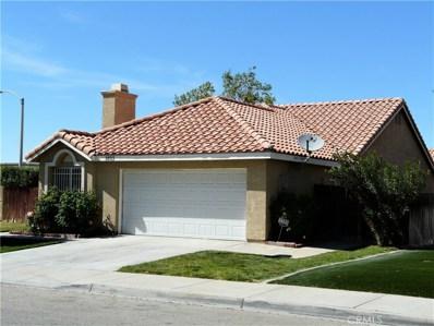 1803 E Newgrove Street E, Lancaster, CA 93535 - MLS#: SR19093023