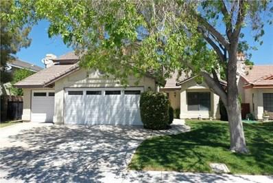 3129 Golfwood Court, Lancaster, CA 93536 - MLS#: SR19093872