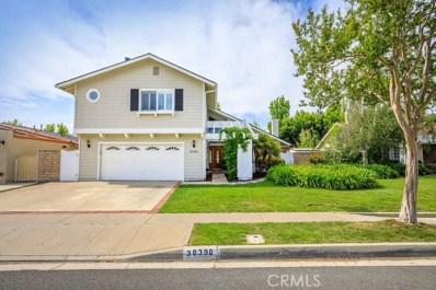 30390 Rainbow View Drive, Agoura Hills, CA 91301 - MLS#: SR19095131