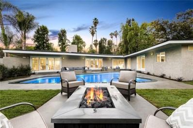 4960 Palomar Drive, Tarzana, CA 91356 - MLS#: SR19095671