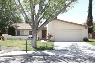 44601 Calston Avenue, Lancaster, CA 93535 - MLS#: SR19097600