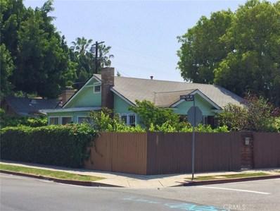 1156 N Hudson Avenue, Hollywood, CA 90038 - MLS#: SR19097641