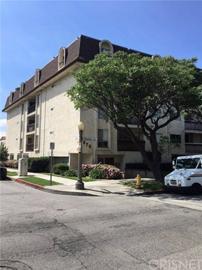 570 W Stocker Street UNIT 102, Glendale, CA 91202 - MLS#: SR19098307