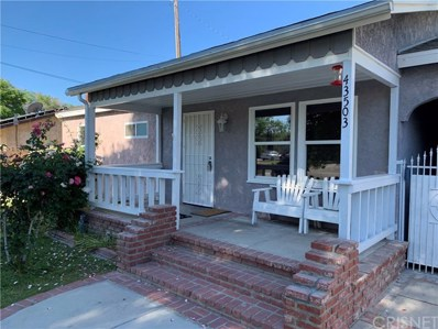 43503 18th Street W, Lancaster, CA 93534 - MLS#: SR19102058