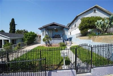 455 N Concord Street, Los Angeles, CA 90063 - MLS#: SR19102477