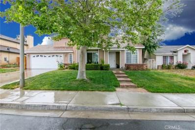 37335 Starcrest Street, Palmdale, CA 93550 - MLS#: SR19104034