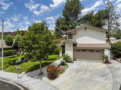 15407 Poppyseed Lane, Canyon Country, CA 91387 - MLS#: SR19104304
