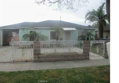 22502 Anchor Avenue, Carson, CA 90745 - MLS#: SR19104418