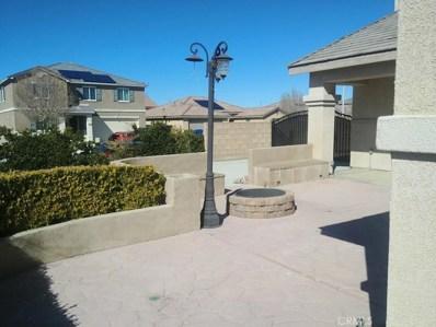 44256 Artesia Mill Court, Lancaster, CA 93535 - MLS#: SR19104550