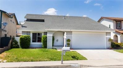 27641 Caraway Lane, Saugus, CA 91350 - MLS#: SR19104745