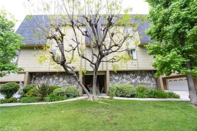 1245 E California Avenue UNIT 17, Glendale, CA 91206 - MLS#: SR19105313