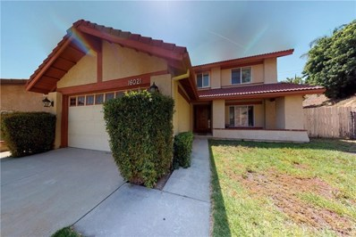 16021 Spur Ridge Road, Sylmar, CA 91342 - MLS#: SR19105450