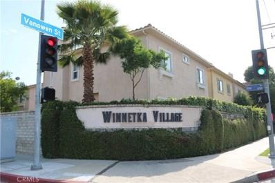 20300 Vanowen Street UNIT 19, Winnetka, CA 91306 - MLS#: SR19106838