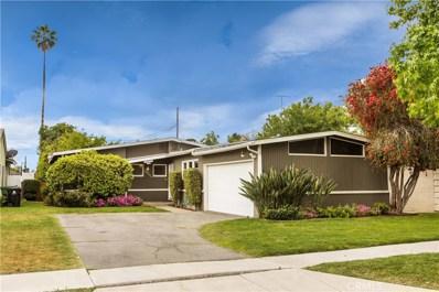 12244 Crewe Street, North Hollywood, CA 91605 - MLS#: SR19107505