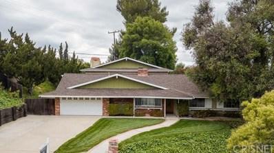 2019 Hendrix Avenue, Thousand Oaks, CA 91360 - MLS#: SR19107932