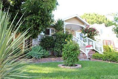 537 Spencer Street, Glendale, CA 91202 - MLS#: SR19108043