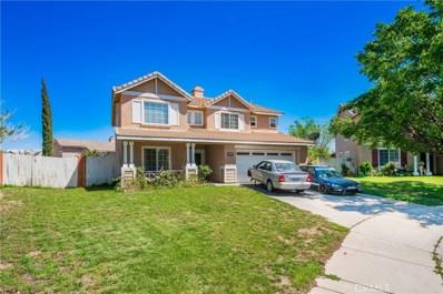 36718 Cobalt Street, Palmdale, CA 93552 - MLS#: SR19109215