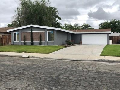 44329 Gingham Avenue, Lancaster, CA 93535 - MLS#: SR19110349