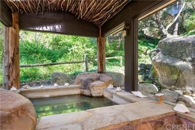 640 Wonder View Drive, Calabasas, CA 91302 - MLS#: SR19110720