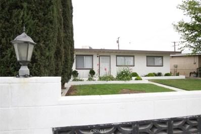 2021 Elm Street, Rosamond, CA 93560 - MLS#: SR19111944